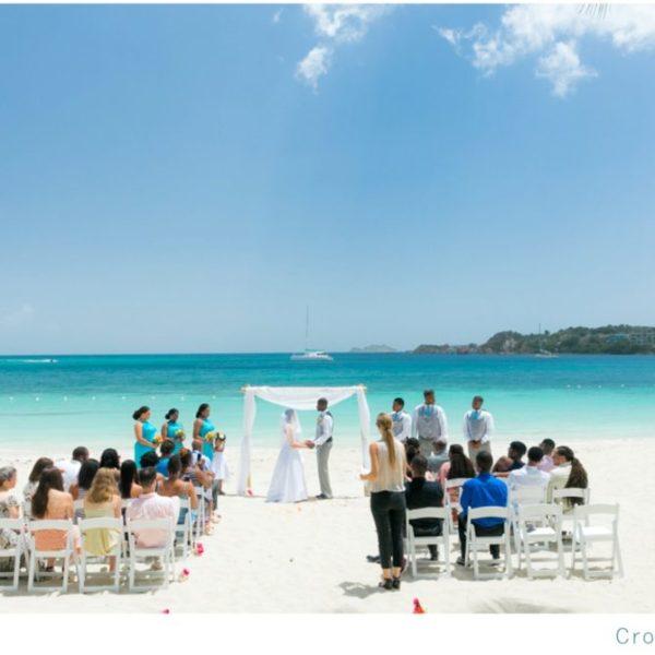 Crown Images #beach weddings